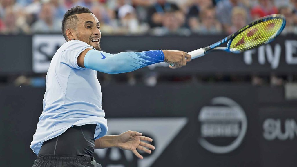 Kyrgios ATP de Brisbane