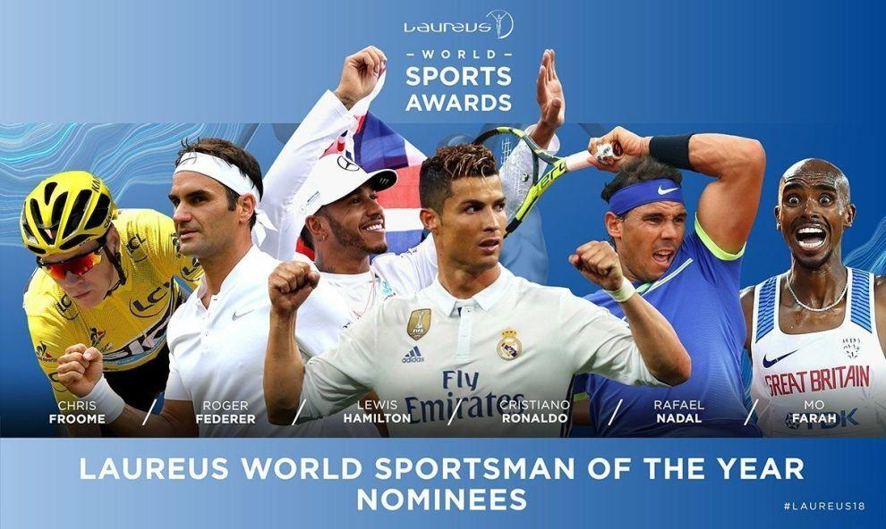Nominados premios Laureus