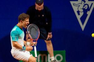 Diego Schwartzman en el Argentina Open 2018