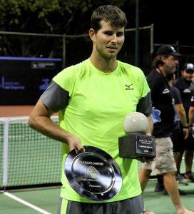 Novikov campeón en el Challenger de Morelos