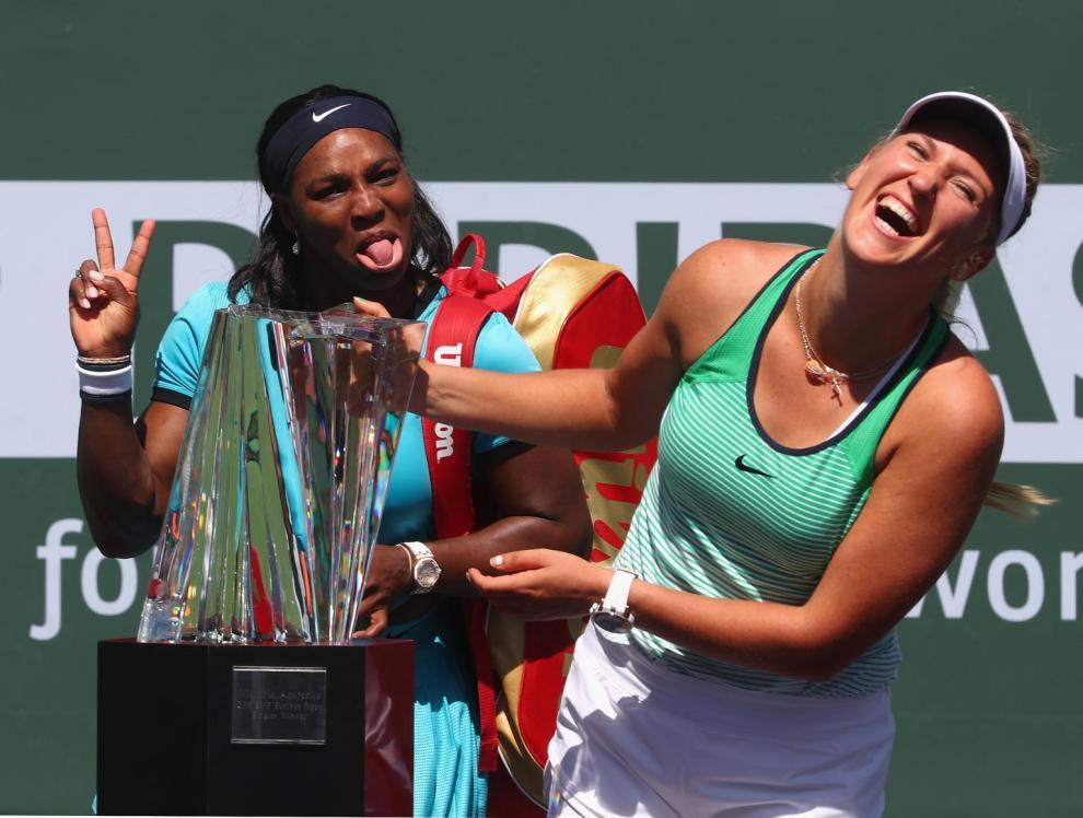 tenistas con más títulos WTA Premier Mandatory