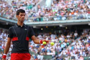 Djokovic en Roland Garros 2018