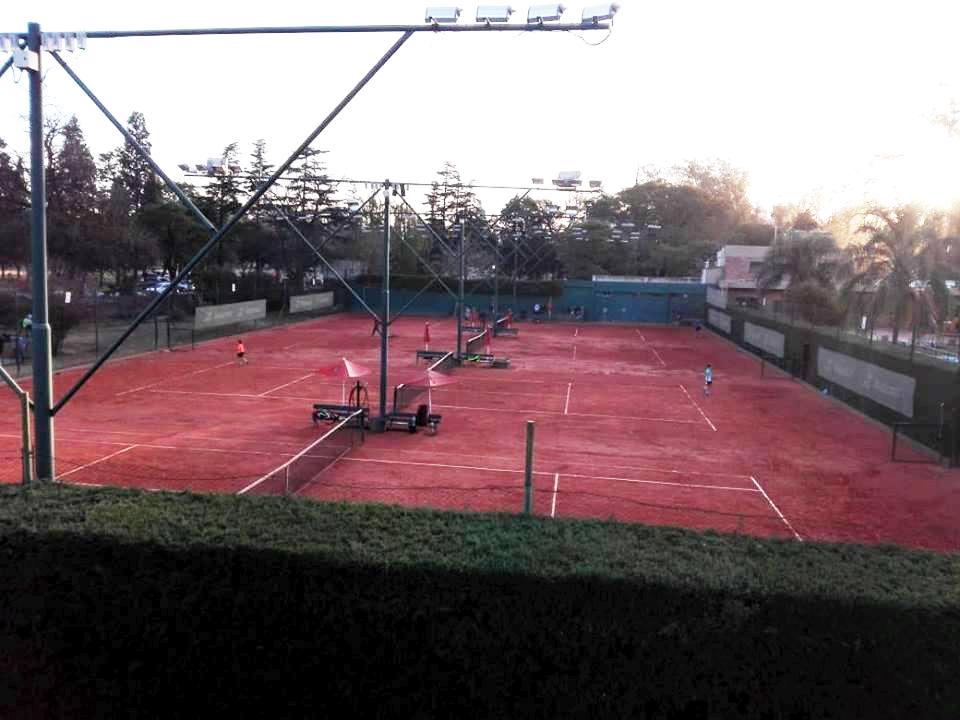 Instalaciones Córdoba Lawn Club, donde se jugará el nuevo torneo ATP | Foto: www.facebook.com/cordoba.lawntenis