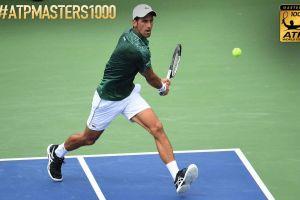 Buen debut de Novak Djokovic en Toronto ! Foto: @ATPWorldTour