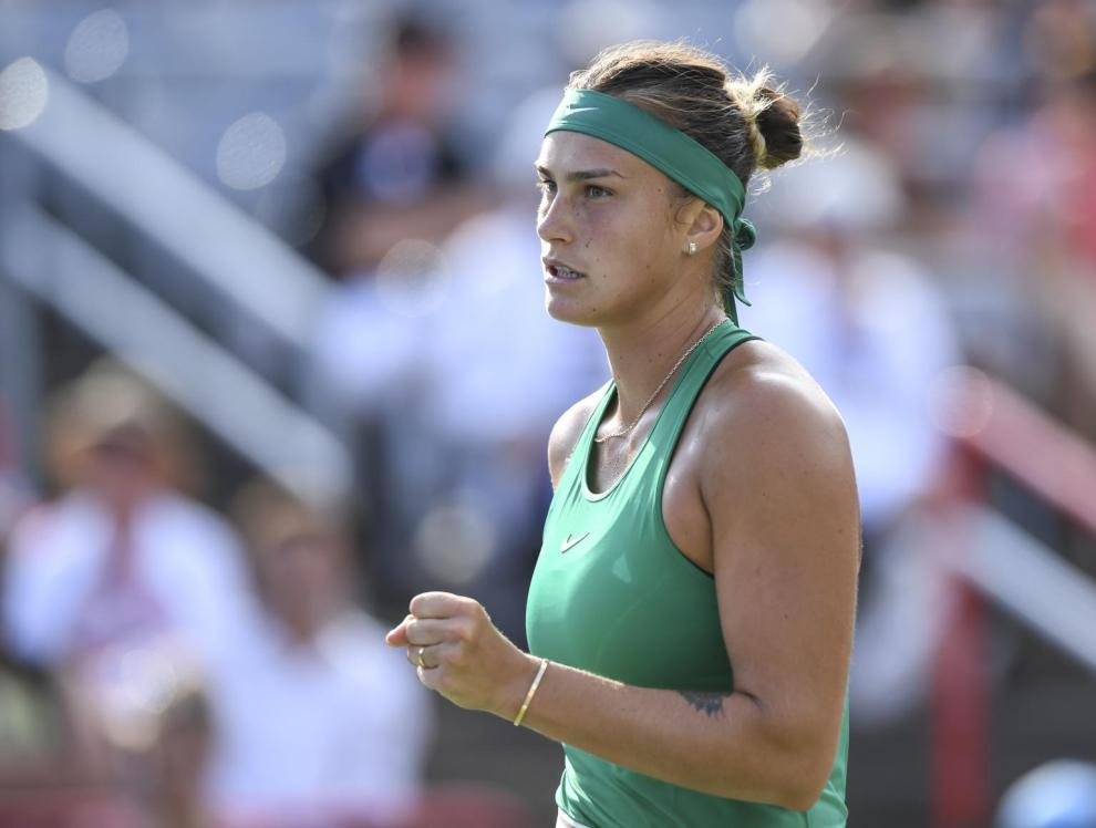 Circuito Wta : Aryna sabalenka la reina del futuro en la wta canal tenis