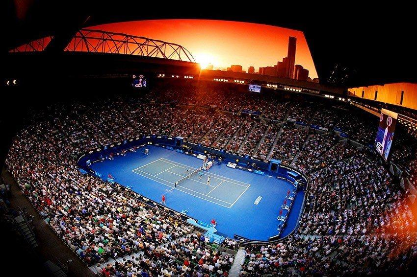 Entry List Australian Open 2020 Canal Tenis
