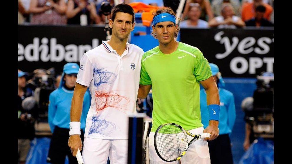 Nadal Djokovic Open Australia
