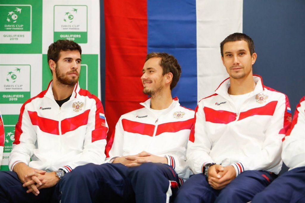 Rusia Copa Davis