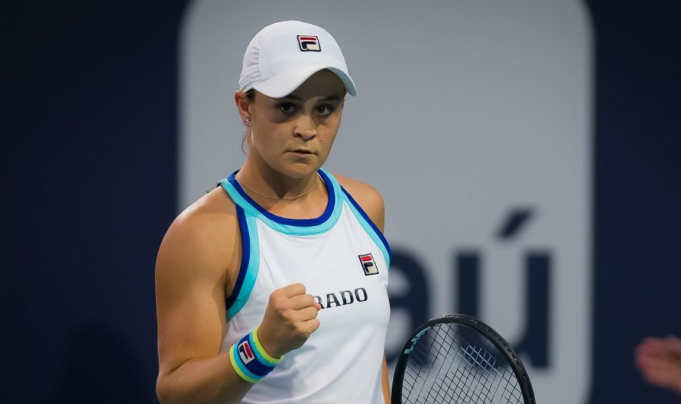 Barty Miami Open 2019