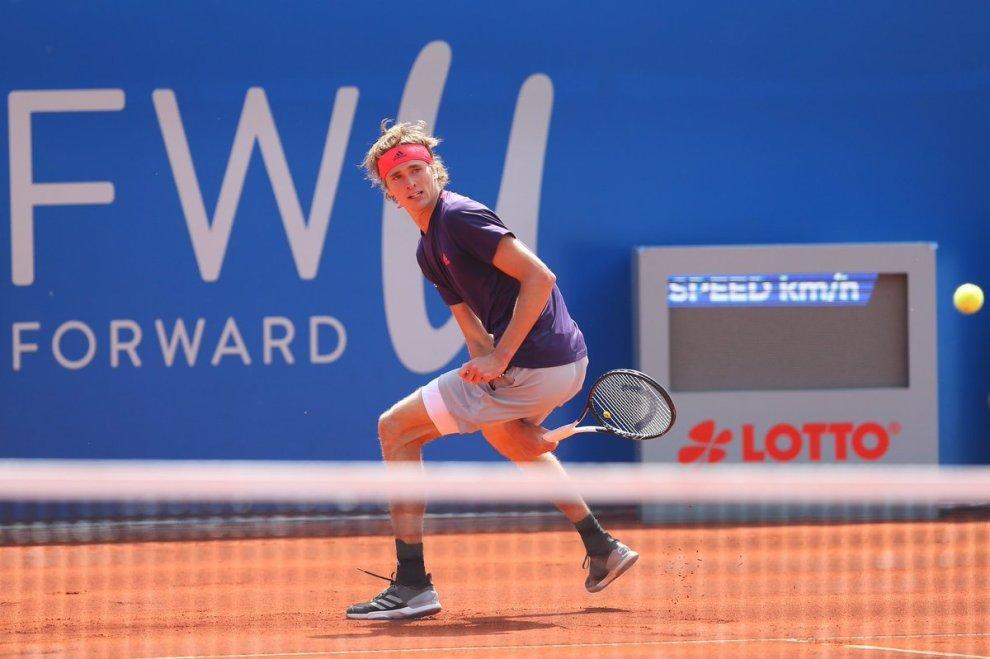 Alexander Zverev ATP Múnich