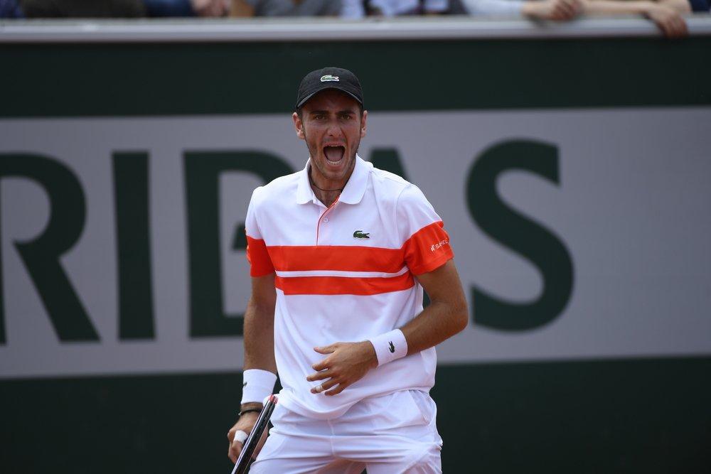 Benchetrit clasificado al cuadro final de Roland Garros 2019