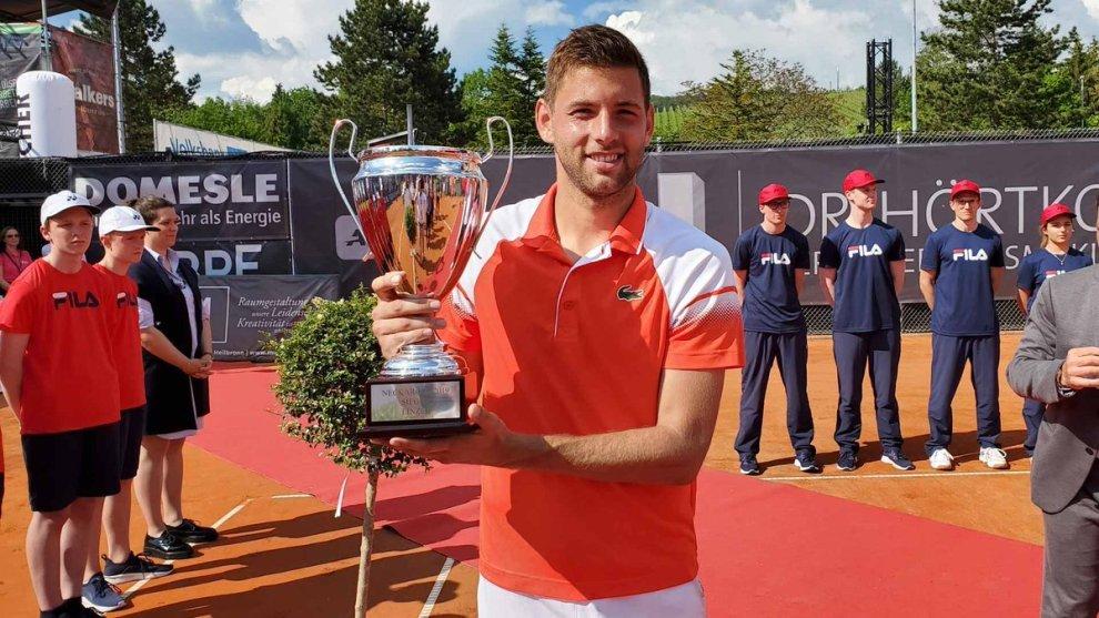 Filip Krajinovic título Challenger Heilbronn