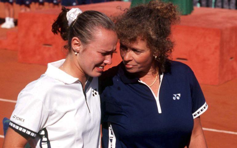 Graf Hingis final Roland Garros 1999