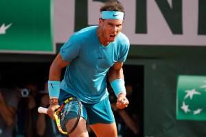 Rafa Nadal jugador con más finales en Roland Garros