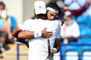 Cabal Farah Wimbledon 2019