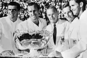 Historia tenis australiano
