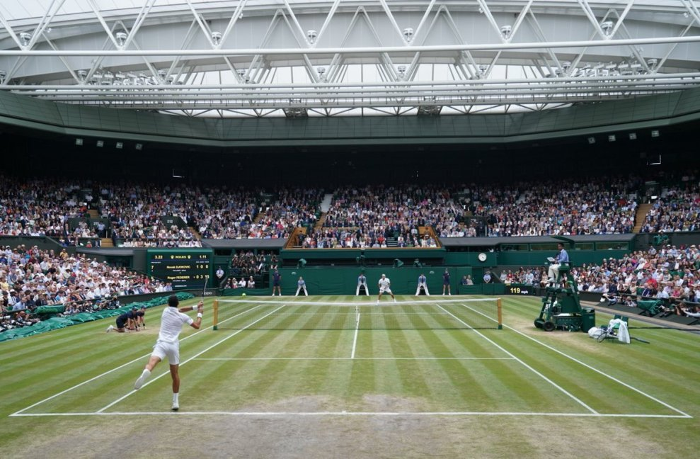 Wimbledon regla tie break