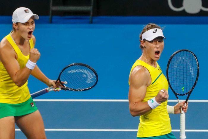 Previa final Fed Cup 2019 Australia y Francia