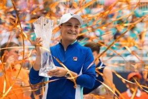 Barty WTA Finals 2019