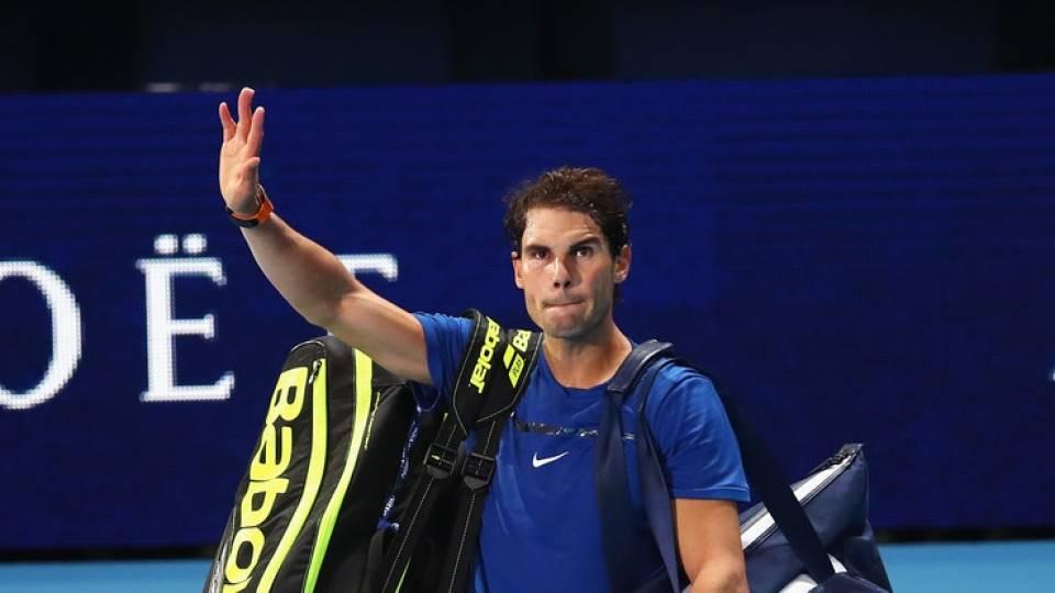 Jugadores que han ganado a Rafa Nadal en las Nitto ATP Finals