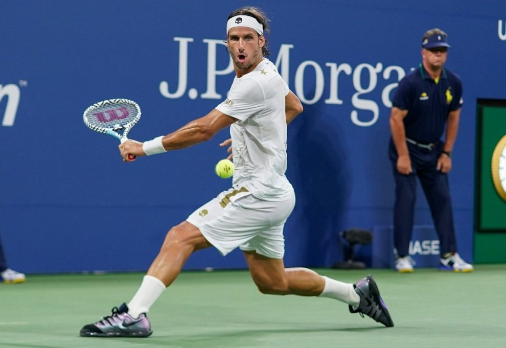 Jugadores con más participaciones ATP en torneos pista dura
