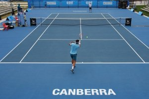Entry List Challenger Canberra