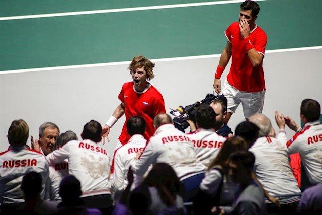 Tenistas rusos Juegos Olímpicos Tokyo 2020