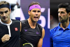 Hegemonía Big Three ranking ATP