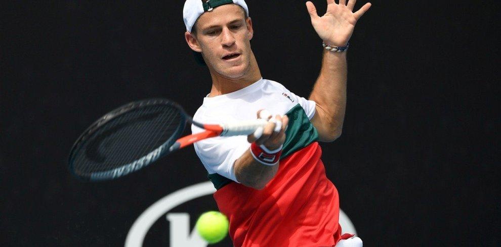 Schwartzman Davidovich Australian Open 2020