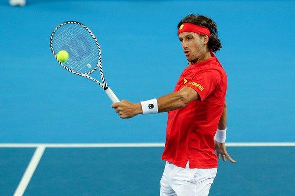 Feliciano López ATP Auckland 2020