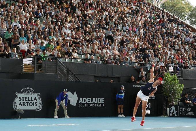 Previa semifinales WTA Adelaida