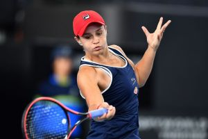 Barty Collins WTA Adelaida 2020