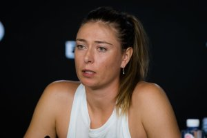 Sharapova Australian Open 2020