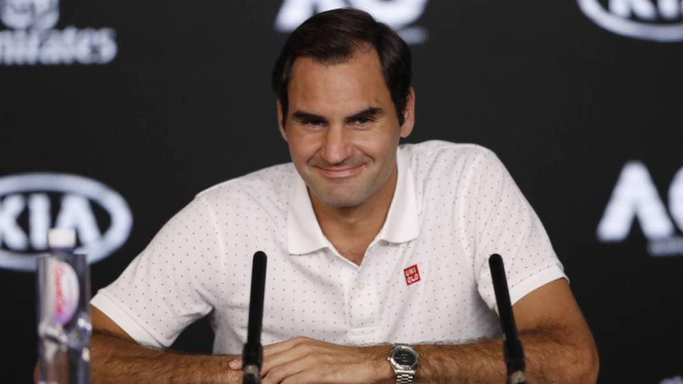Federer declaraciones Australian Open 2020