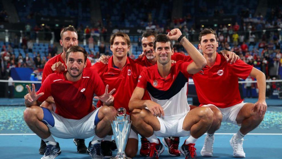 Declaraciones Djokovic título ATP Cup