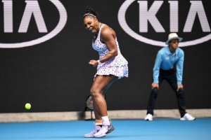 Serena Williams Potapova Australian Open 2020