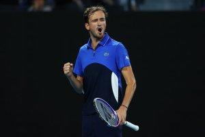 Medvedev tiafoe Australian Open 2020