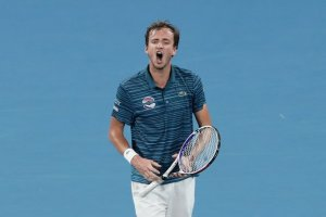 Schwartzman Medvedev ATP Cup 2020