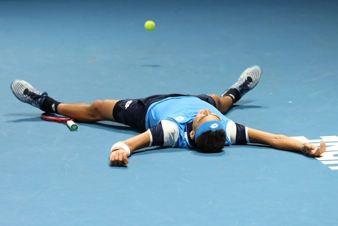 Resultados cuadro masculino Australian Open 2020