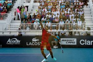 Entry List Challenger Indian Wells 2020