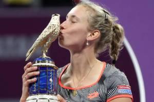 Entry List WTA Premier 5 Doha 2020