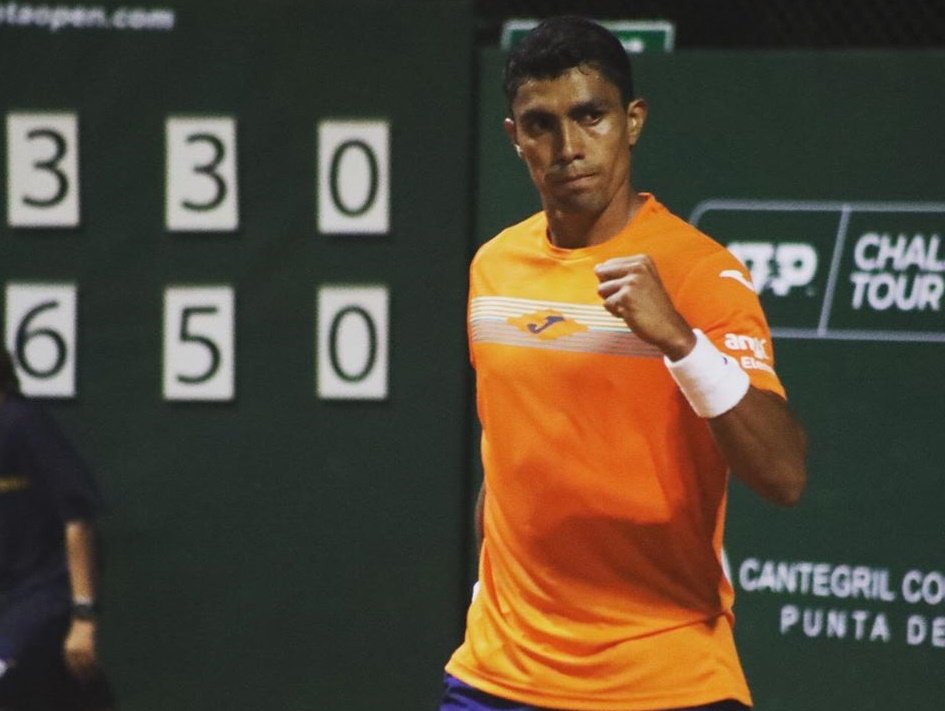 Thiago Monteiro Challenger Punta Open 2020