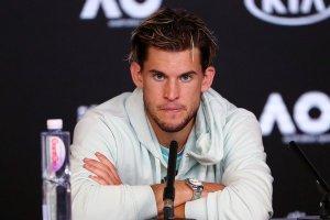 Thiem Australian Open 2020