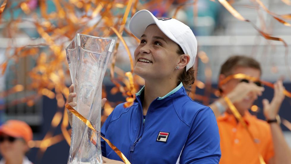 Entry List WTA Miami 2020