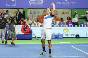Vesely Gerasimov ATP Pune