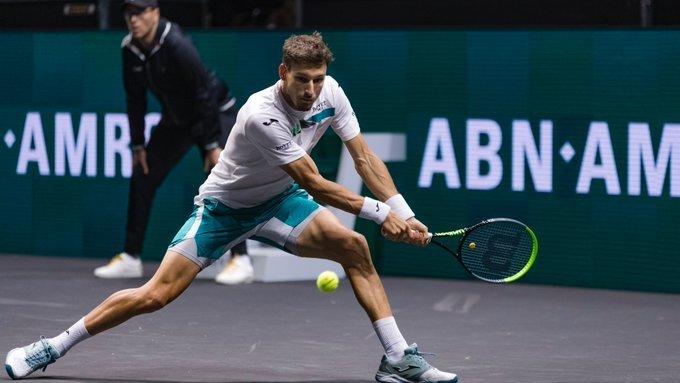 Resultados ATP Rotterdam 2020
