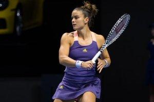 Sakkari Bencic WTA San Petesburgo 2020