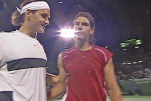 Aniversario Rivalidad Rafa Nadal Roger Federer