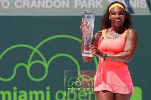 Serena Williams Miami Open