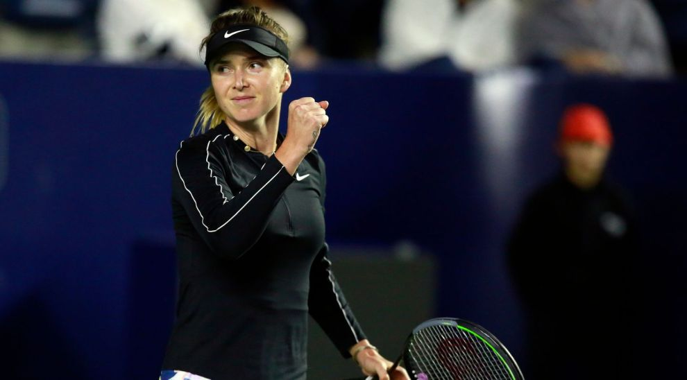 Svitolina Bouzkova WTA Monterrey